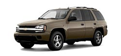 Chevy TrailBlazer LT