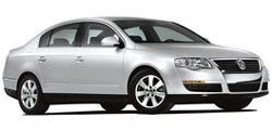 VW New Passat GLS